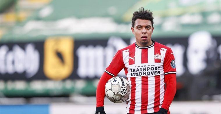 Spaarzame complimenten voor PSV: 'Malen is een spits van de buitencategorie'