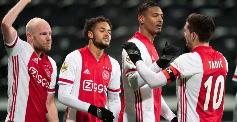 Complimenten voor viertal van Ajax: 'Modelprof, fantastische aankoop, ideale tien'