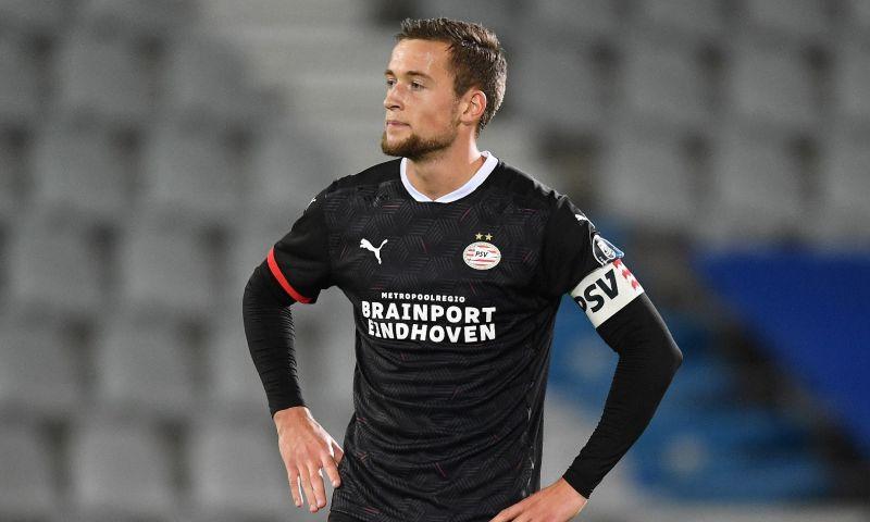 Afbeelding: PSV neemt per direct afscheid van 21-jarige verdediger met aflopend contract