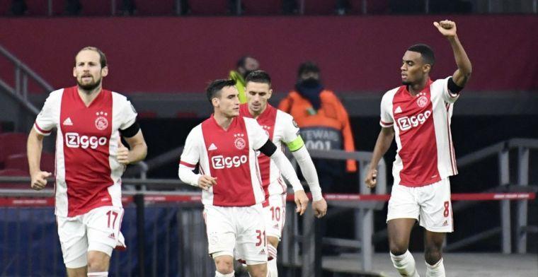 Waarschuwing Woerts: 'Dan begint Ajax met 70 miljoen en krijg je zo'n gat...'