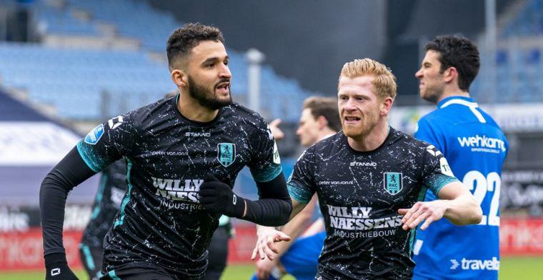 Kraay: 'Ajax en AZ zijn heel geïnteresseerd, RKC vraagt anderhalf miljoen euro'