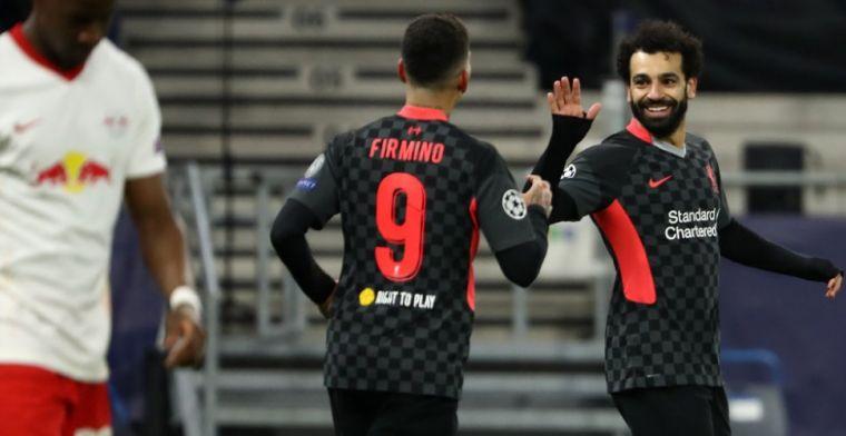 Leipzig doet zichzelf twee keer pijn tegen Liverpool en moet hopen op klein wonder