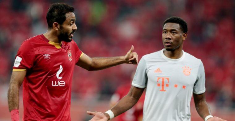 Alaba bevestigt aanstaand transfernieuws: 'Gaat rol spelen in mijn beslissing'