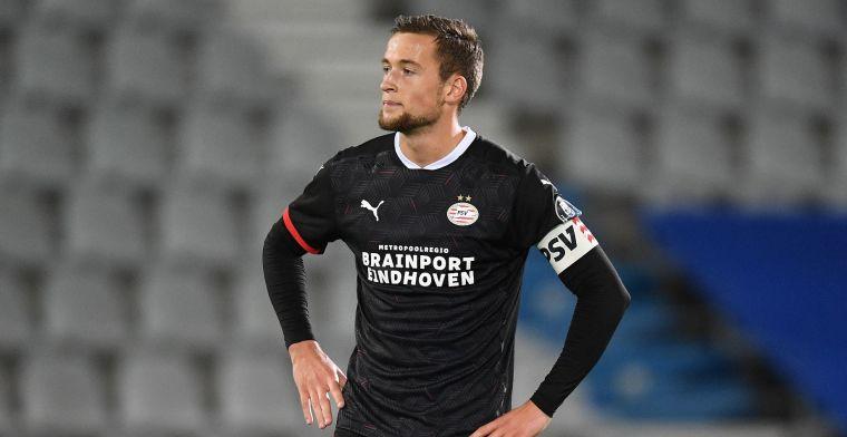 PSV neemt per direct afscheid van 21-jarige verdediger met aflopend contract