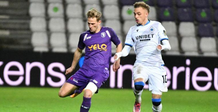 Update: 'Zorgen voor Club Brugge: zieke Lang blijkt toch besmet met corona'