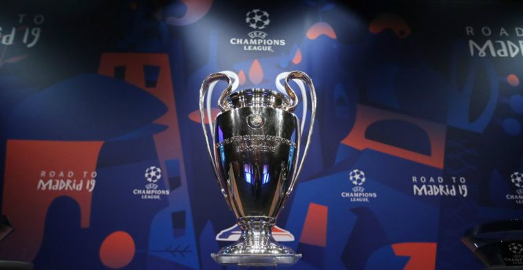 'Premier League-clubs wijzen 'Zwitsers' Champions League-voorstel af'