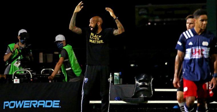 Sky Sports: klus in Engeland lonkt voor CF Montréal-trainer Henry