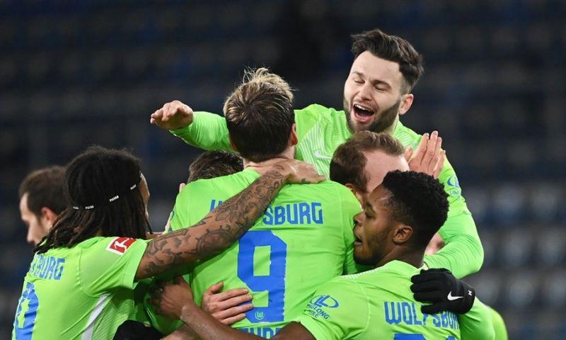 Afbeelding: Memphis weer het mannetje bij Lyon, Weghorst mag dromen van Champions League