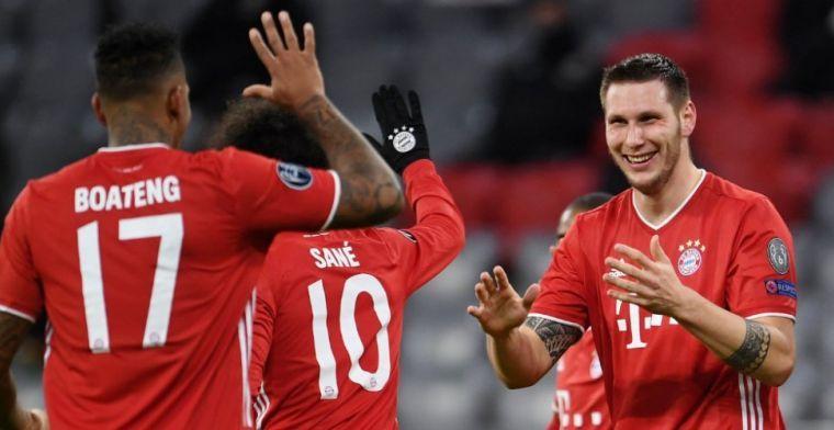 Bayern dreigt ook Süle te verliezen door Chelsea