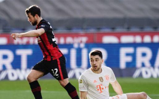 Afbeelding: Younes bezorgt Bayern München derde competitienederlaag met schitterende goal