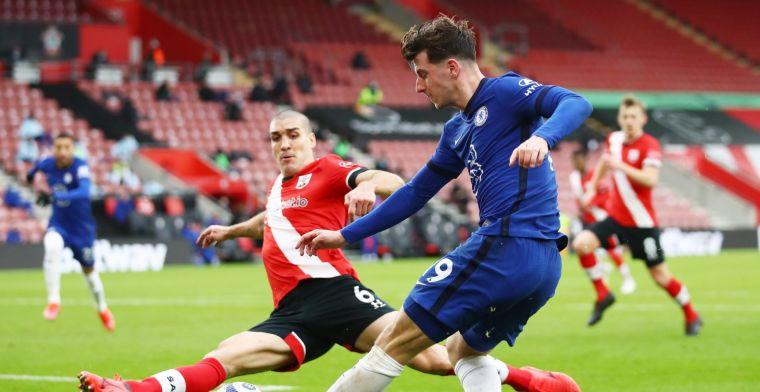 Chelsea en Tuchel verspelen twee dure punten op bezoek bij Southampton