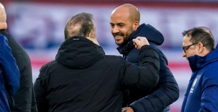 LIVE-discussie: AZ-coach Jansen wijst Stengs-vervanger aan tegen VVV