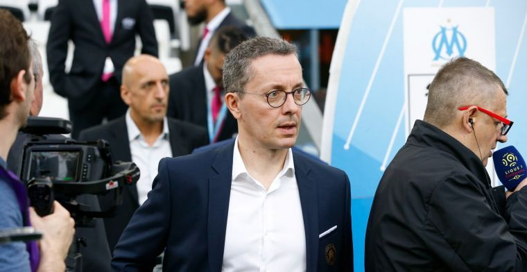 Burgemeester steunt Marseille-fans: 'Laat niemand stad in tweeën scheuren'