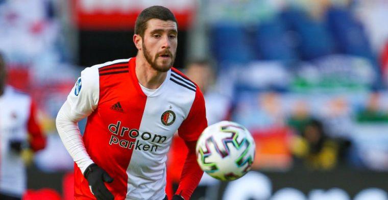 Feyenoord gaat akkoord met lagere Senesi-prijs