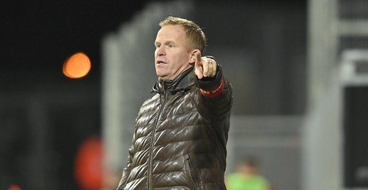"""Vrancken is tevreden met punt KV Mechelen: """"Al hadden wij de beste kansen"""""""