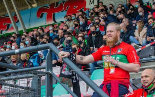 Afbeelding: NEC kan 1153 fans niet trakteren op zege: De Graafschap nadert Cambuur