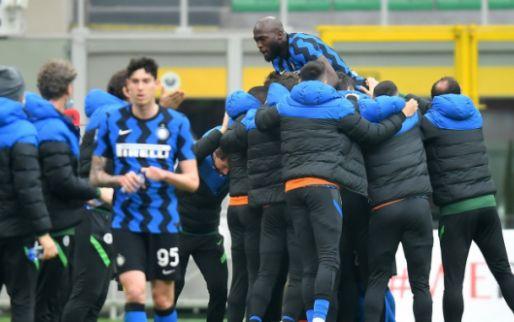 Afbeelding: Inter kleineert Milan en zet dankzij ontketende Lukaku grote stap naar Scudetto