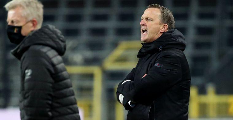 LIVE: Holzhauser geeft KRC Genk de doodsteek vanop de penaltystip