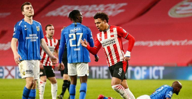 PSV mag invallers Götze en Malen bedanken: duel met twee gezichten tegen Vitesse