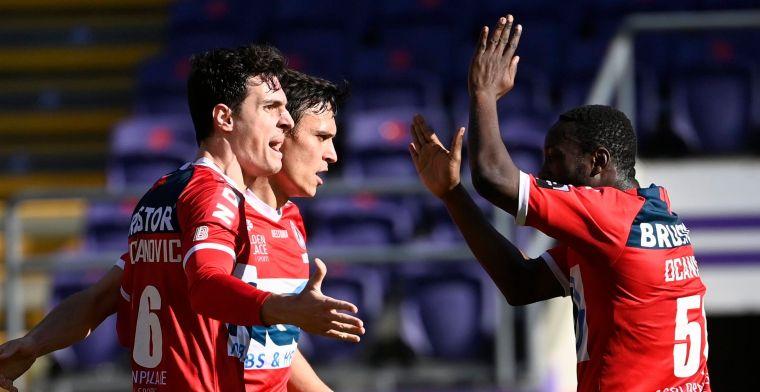 KV Kortrijk jent Anderlecht: 'Daar zijn we het helemaal mee eens'