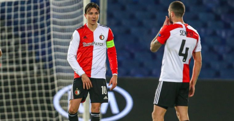 AD: Feyenoord heeft Senesi-transfer nodig, clausule in Berghuis-contract zakt