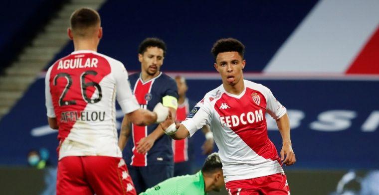 PSG verliest 'El Cashico', Lille lacht in zijn vuistje