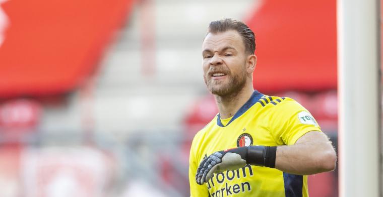 Contract bij Feyenoord loopt af: 'Een goede afweging gaan maken'