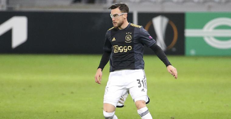 Ajax lijkt duo te moeten missen tegen Lille OSC: Is nu niet heel positief