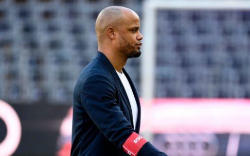 Veel twijfels bij RSC Anderlecht: 'Zou Kompany zijn eigen fouten ook analyseren?'