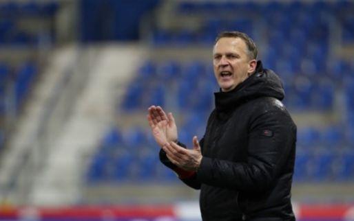 'Van den Brom moet vrezen voor zijn job: clubbestuur van Genk in crisisoverleg'