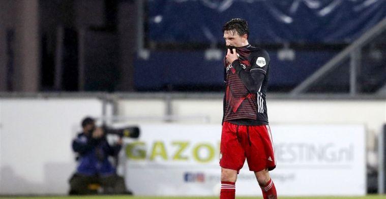 'Berghuis spreekt met Slot over het uitdienen van zijn contract bij Feyenoord'