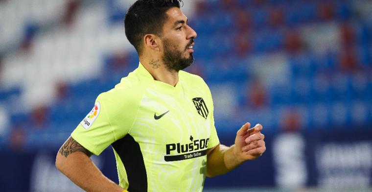Mededeling FC Barcelona beviel Suárez totaal niet: Hield ik niet van