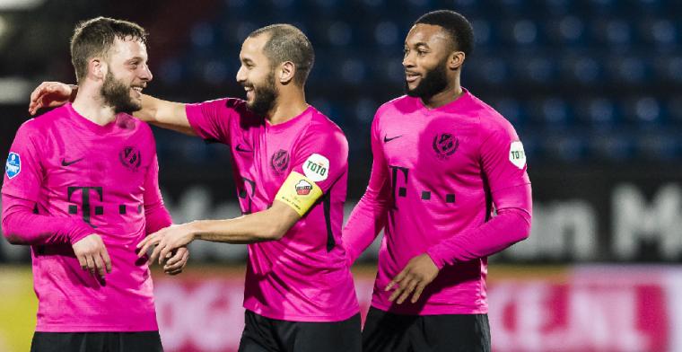 FC Utrecht komt met nieuws over 'clubman': Een voorbeeld in de selectie