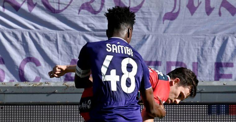 Sambi Lokonga krijgt Anderlecht-motor niet aan de praat: Frustrerend