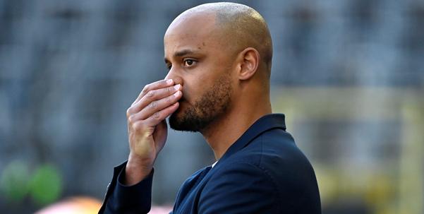Opvallend: RSC Anderlecht staat dichter bij degradatieplek dan bij Club Brugge