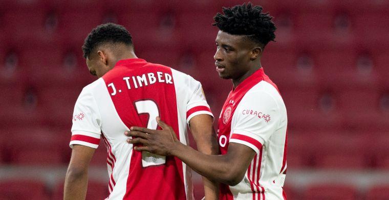 Kudus ziet droom met Ajax voorlopig uiteenspatten: 'Het was heel moeilijk'