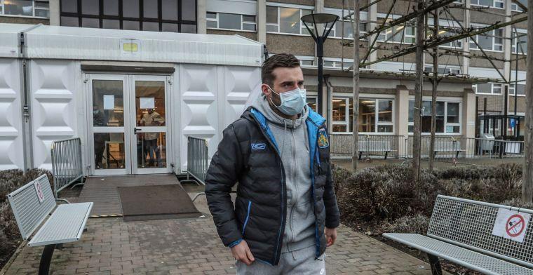 Westerlo-speler Dierckx riskeert drie maanden gevangenis voor lockdownfeestje