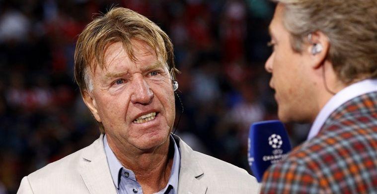 'Ik moest sorry zeggen omdat ik de PSV-opstelling nu ook niet meer begreep'