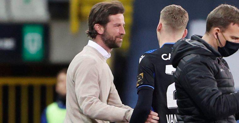 Interim-coach De Mil viert mét jeugd bij A-elftal: Ons project werpt vruchten af