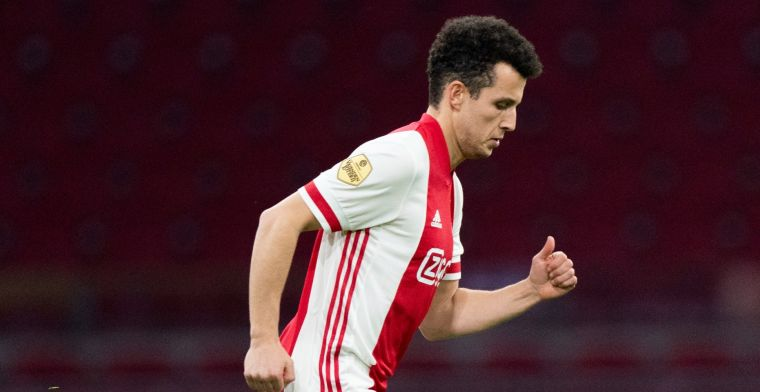 Idrissi duidelijk over Ajax-move: 'Ga Sevilla niet inruilen voor Russische club'