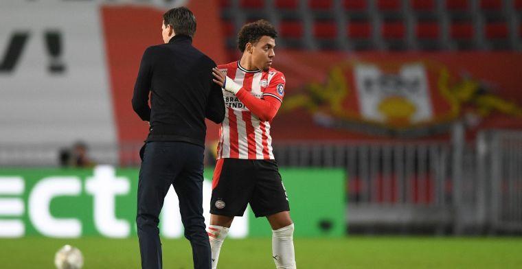 'Is Schmidt PSV zat? Wil hij niet winnen? Malen is in de kracht van zijn leven'