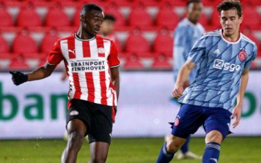 Afbeelding: PSV verlengt contract 'Jong-speler': 'Niet van goals, gun ze aan mijn teamgenoten'