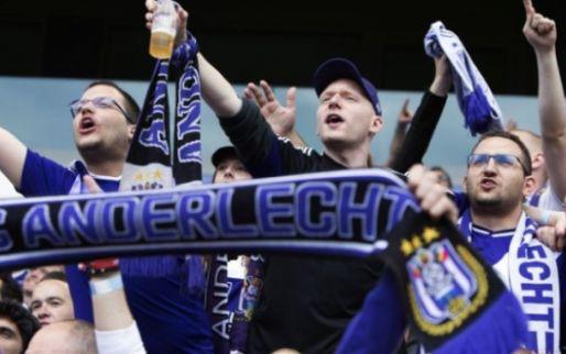 'Anderlecht-CEO Donvil maakt positieve indruk na rustig gesprek met supporters'