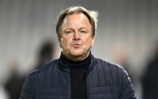 Afbeelding: 'Eerst promoveren en dan de club in de Eredivisie houden, dat is mijn missie'