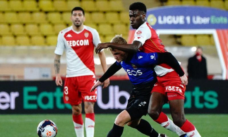 Afbeelding: Monaco-verdediger wijst Man United af: