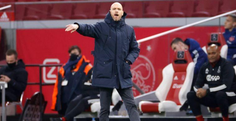 'Zat te genieten van team dat beter kan worden dan Ajax van twee jaar geleden'