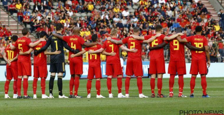 """Martinez had moeite met 'Gouden Generatie' België: """"Nu is dat gevoel weg"""""""