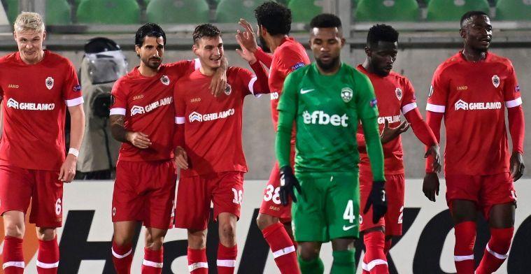 Antwerp draagt de gevolgen van Europees midweekvoetbal: amper 8 op 21