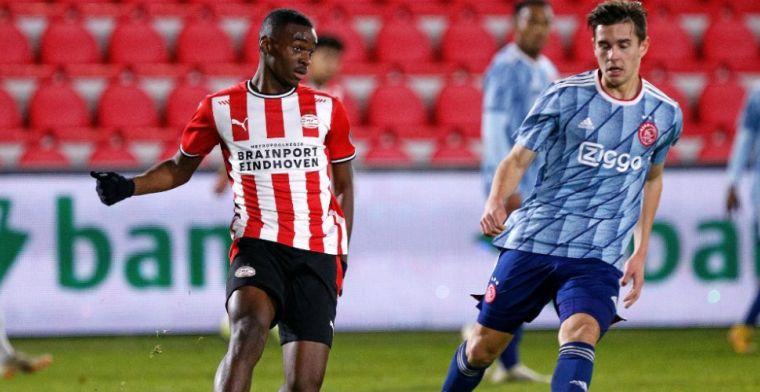PSV verlengt contract 'Jong-speler': 'Niet van goals, gun ze aan mijn teamgenoten'