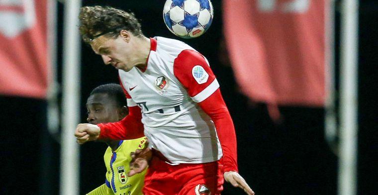 Beste FC Utrecht-speler van '16/'17 op tweede plan: Ik blijf hard werken